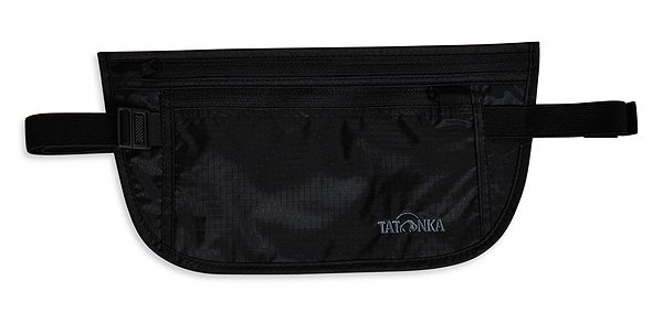 Kapsička Tatonka Skin Moneybelt Int. (black)