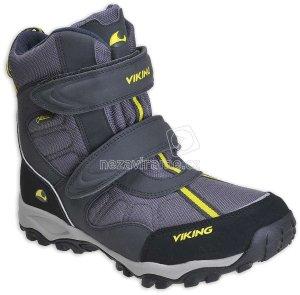 Téli gyerekcipő Viking 3-82500-7703