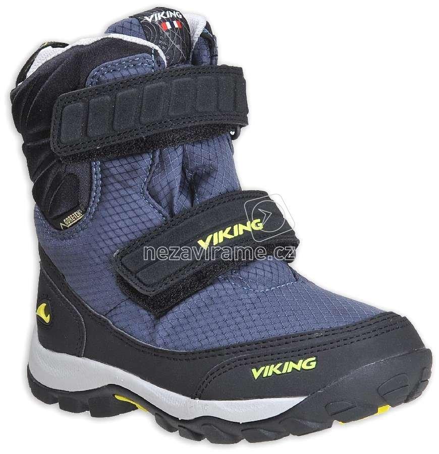 Téli gyerekcipő  Viking 3-86400-7788