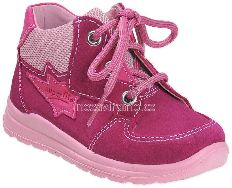 0cac33f2b11 Dětské celoroční boty Superfit 0-00324-37