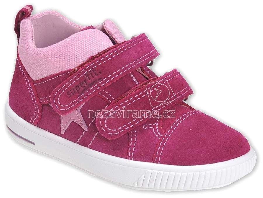 Dětské celoroční boty Superfit 0-00352-37 01ea97a7a3