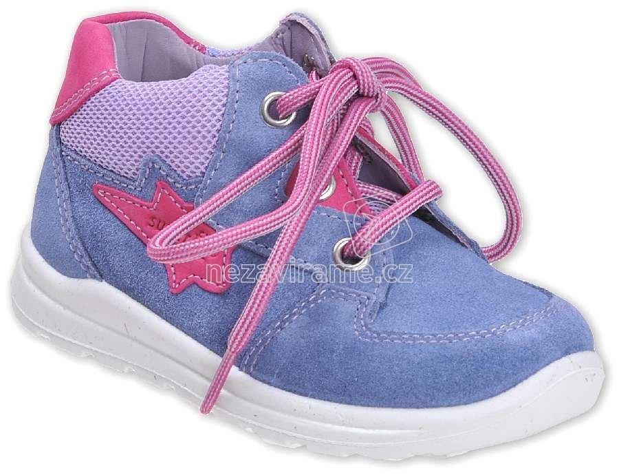 Dětské celoroční boty Superfit 0-00324-77 b7e6daf4c0