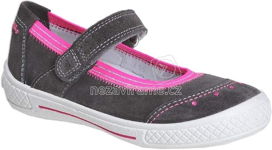 Dětské celoroční boty Superfit 8-00105-06 9bc1835738