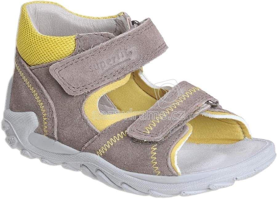 Dětské letní boty Superfit 0-00035-34 9c687bcf88