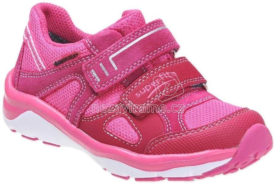 Dětské celoroční boty Superfit 0-00242-37 a6a5df9329