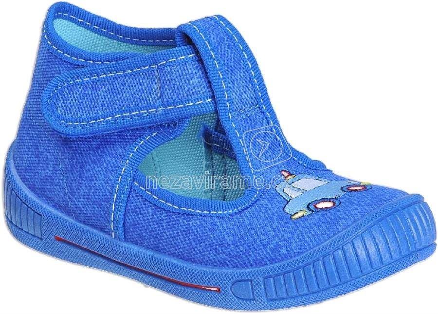 Dětské boty na doma Superfit 0-00252-84 eab6532672