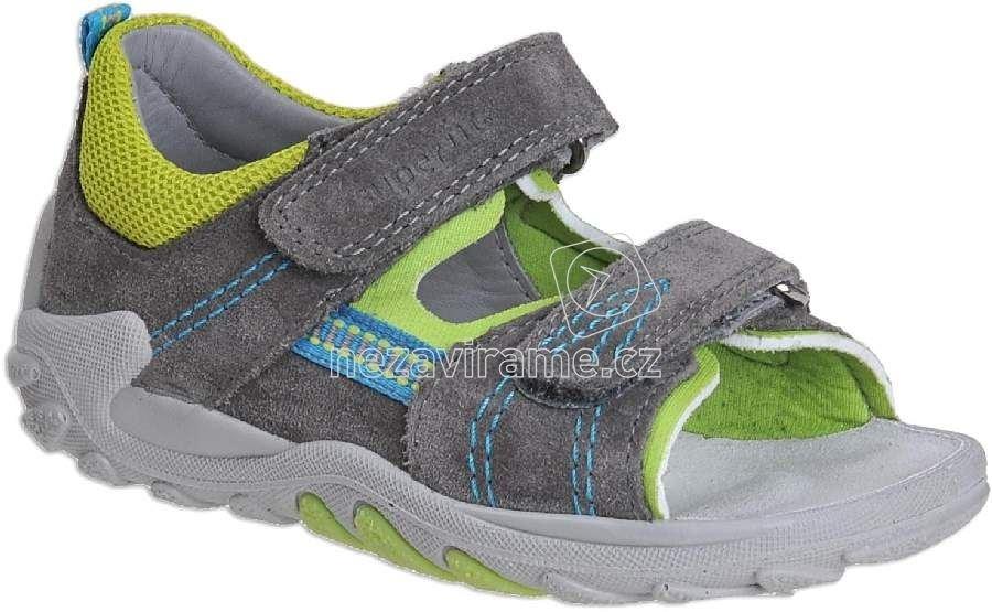 Dětské letní boty Superfit 0-00030-06 a9511409fe