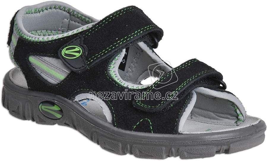 Dětské letní boty Richter 8105.141.9901 78205f4db0