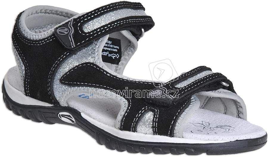 Dětské letní boty Richter 5102.141.9901 38287ac1eb