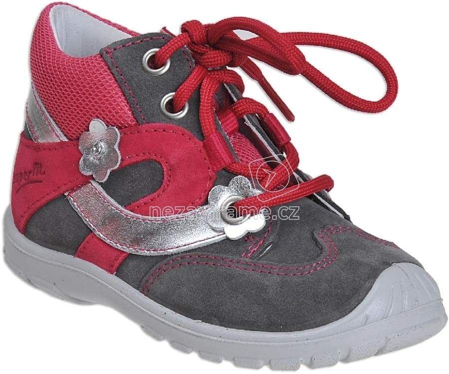 Detské celoročné topánky Superfit 0-08324-06