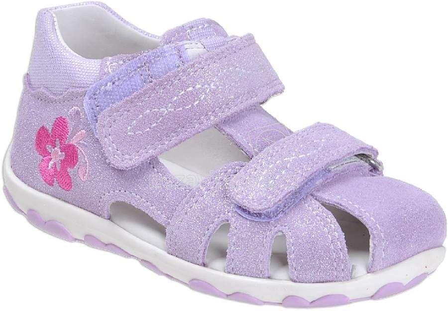 9cfec737e1c Dětské letní boty Superfit 0-00037-77
