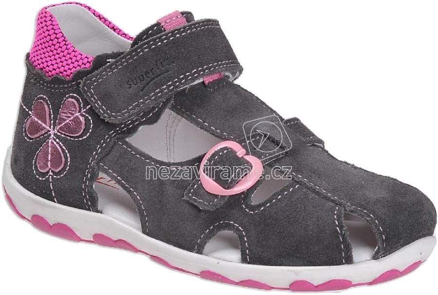 58577449060 Dětské letní boty Superfit 0-00039-06
