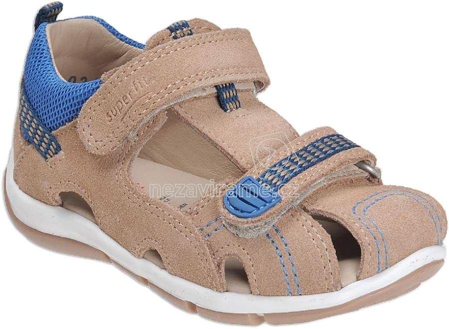 Detské letné topánky Superfit 0-00140-31