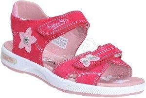 f86c9b977ce Dětské letní boty Superfit 0-00131-63