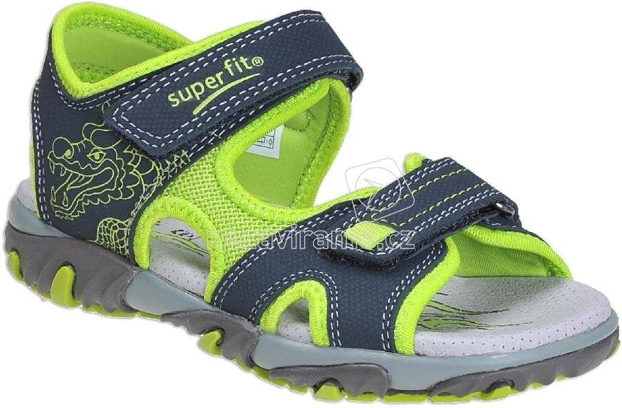 86373d0077d Dětské letní boty Superfit 0-00172-81
