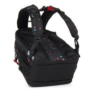 Studentský batoh Topgal HIT 885 A - Black  5e30dbc6a0