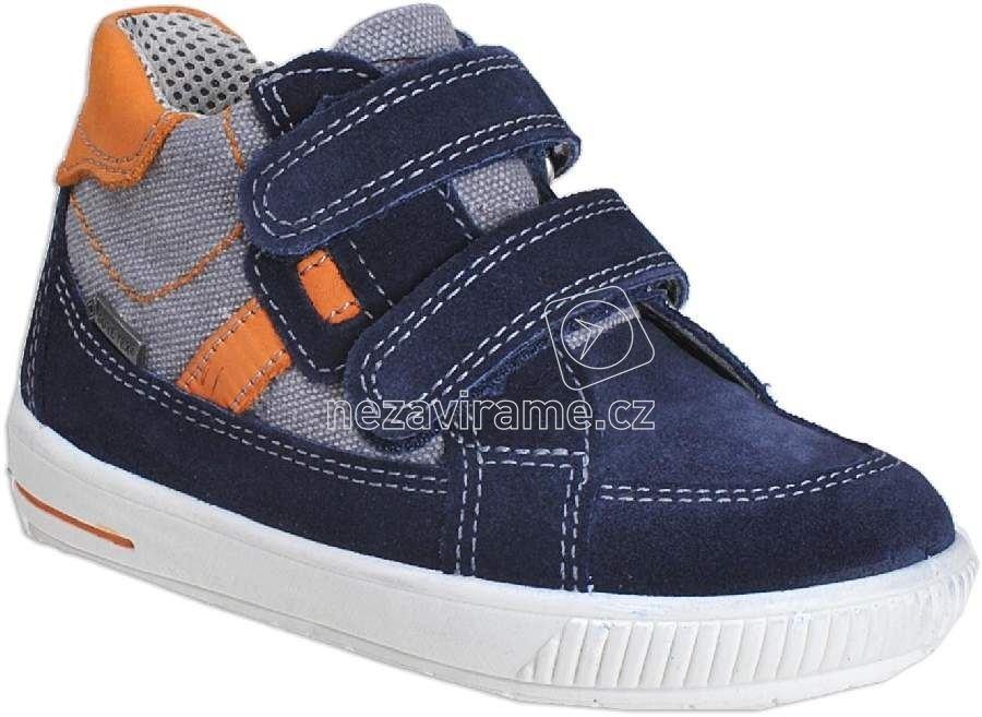 ff6ac19f9a9 Dětské celoroční boty Superfit 0-00356-81
