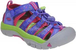 Dětské letní boty Keen Newport liberty monsters c00cd1a6d2