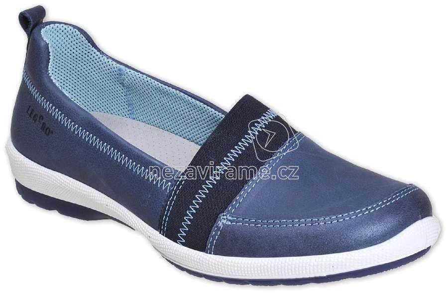 7d91e58024b Dámské celoroční boty Legero 0-00874-80