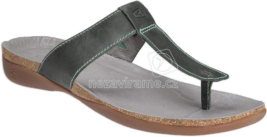 Dámské letní boty Keen Duntless Flip malachite