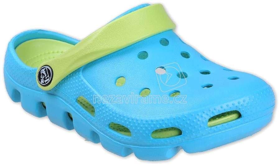 Strandpapucs Pidilidi B00113-04 kék
