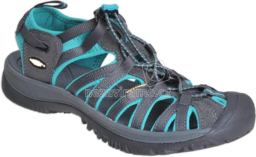 9abad3054e1 Dámské letní boty Keen Whisper W dark shadow ceramic