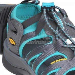 62a4aa44623 Dámské letní boty Keen Whisper W dark shadow ceramic. img. Doprava zdarma.  Skladem.   Předchozí