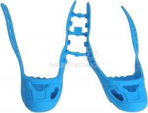 Ochranné návleky na topánky modré