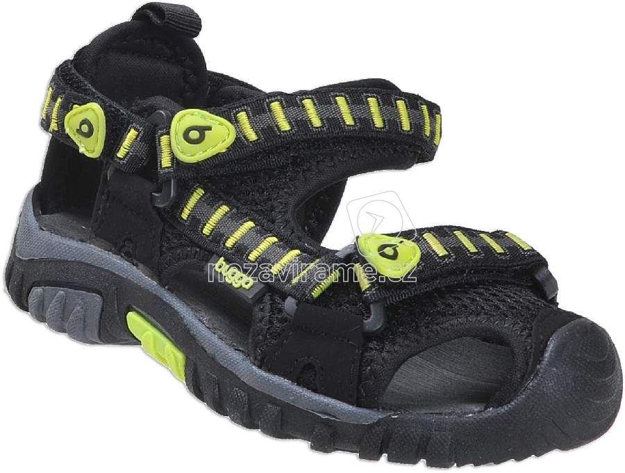 Detské letné topánky Bugga B00123-10