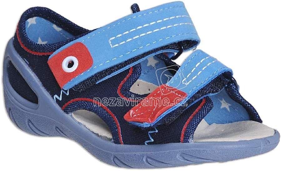 5260e8ca3fd Domácí obuv Befado 065 X 112. Dostupné velikosti  26. Dětská domácí obuv  Befado 213 P 096