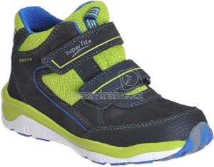 Dětské celoroční boty Superfit 1-00239-48 68a34ed1c8