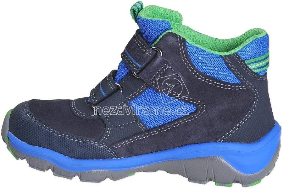 Dětské celoroční boty Superfit 1-00239-82  1468cc1b39