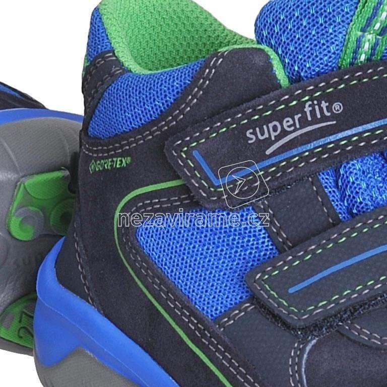 Dětské celoroční boty Superfit 1-00239-82. img. Goretext. Skladem. Doprava  zdarma.   Předchozí b7f07cfe18