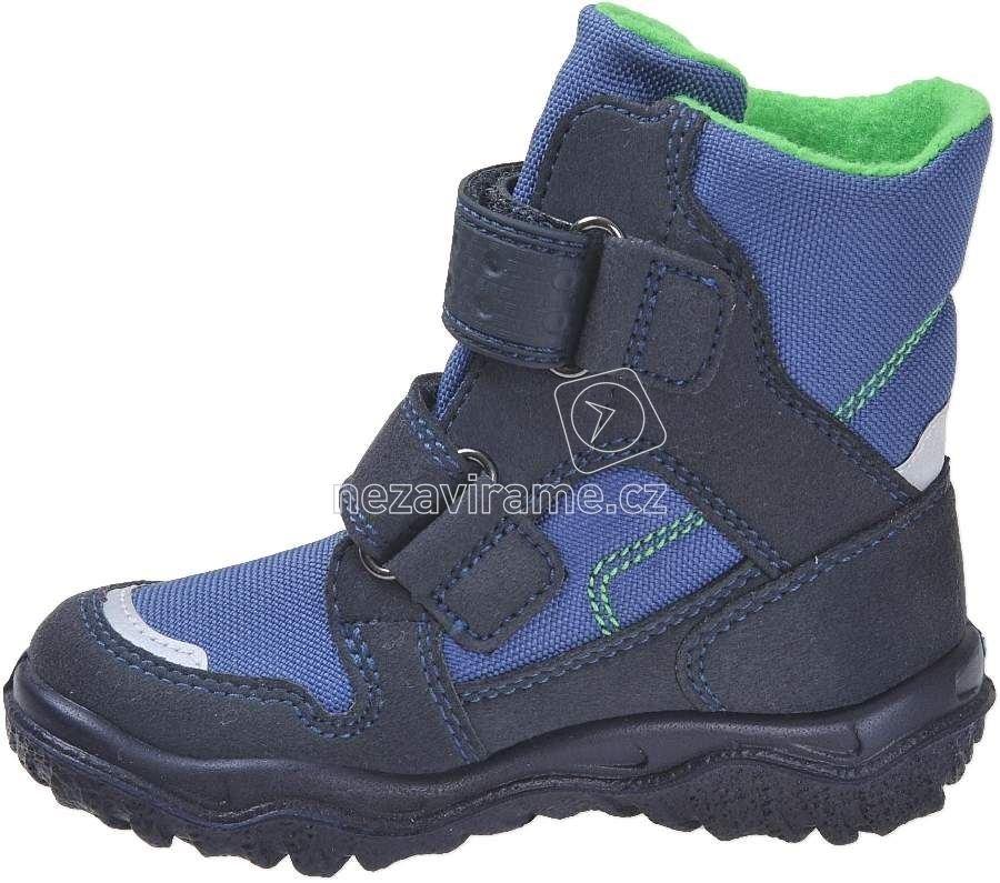 Dětské zimní boty Superfit 1-00044-82  83aa5126bd
