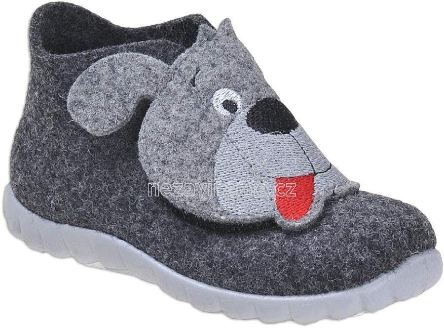 41f6bab826f Dětské boty na doma Superfit 1-00295-02