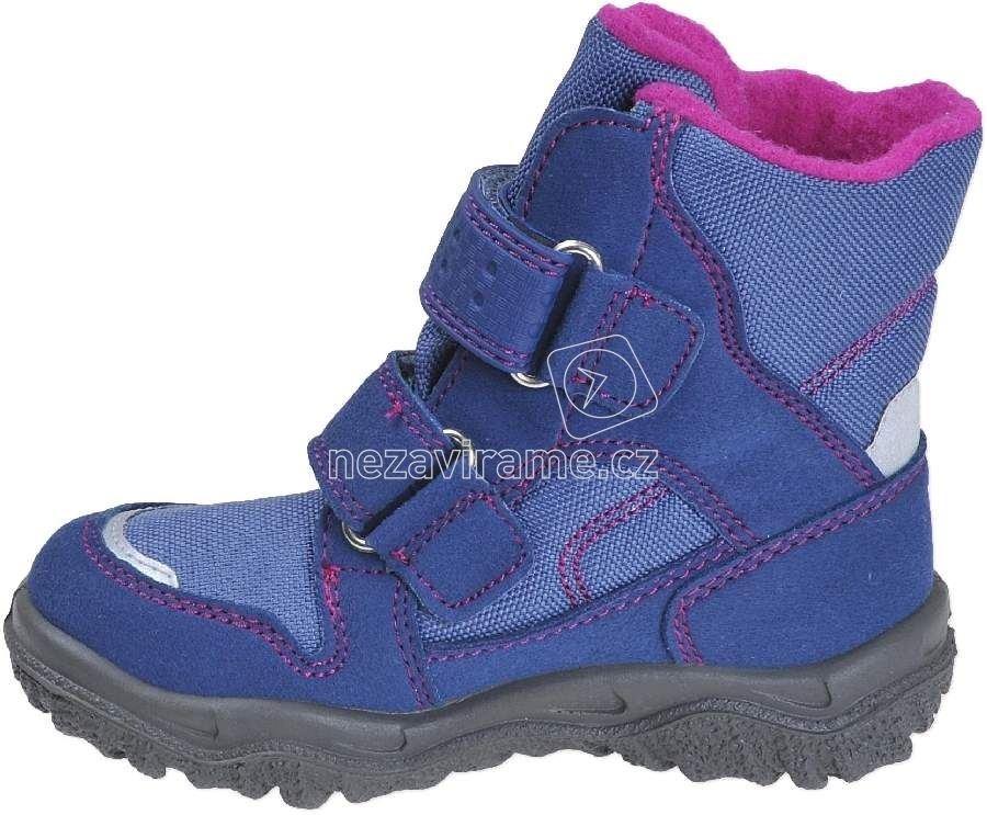 eaca94b4076 Dětské zimní boty Superfit 1-00044-88