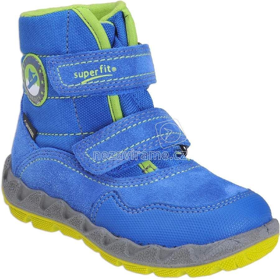 Dětské zimní boty Superfit 1-00013-85  d075f092e4