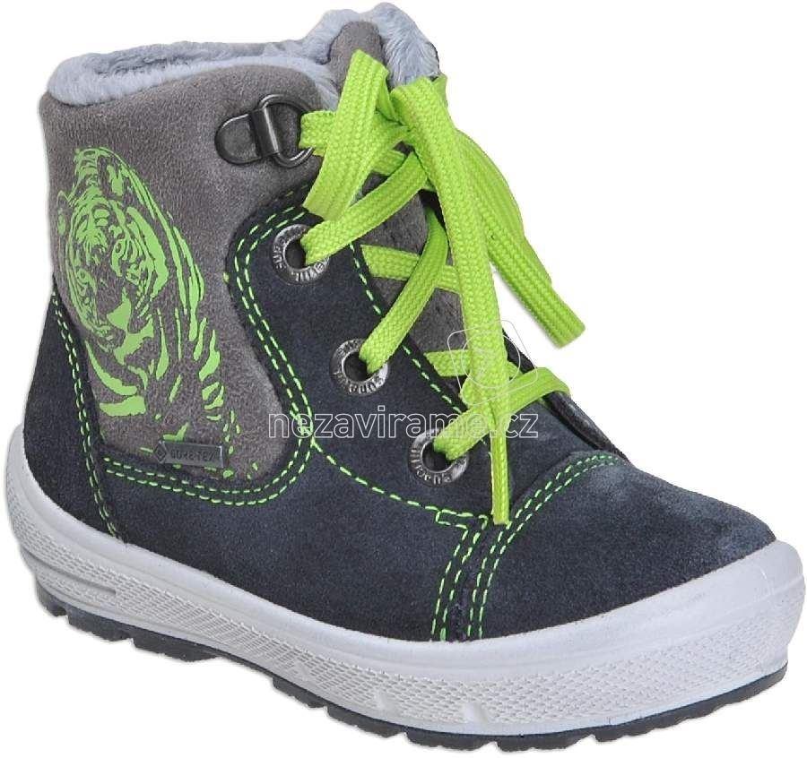 Dětské zimní boty Superfit 1-00310-47
