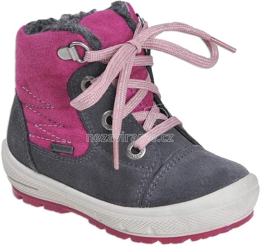 Dětské zimní boty Superfit 1-08310-06 996a7a1a4d