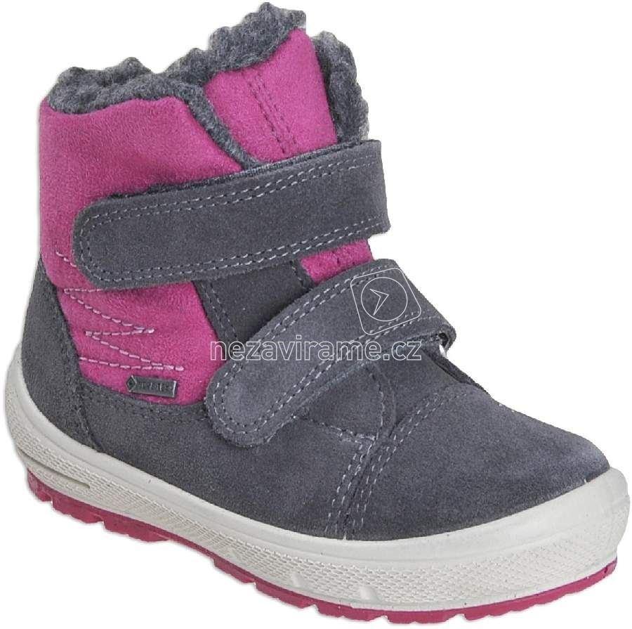 Dětské zimní boty Superfit 1-08311-06. Dostupné velikosti  24 ceb29d7b64