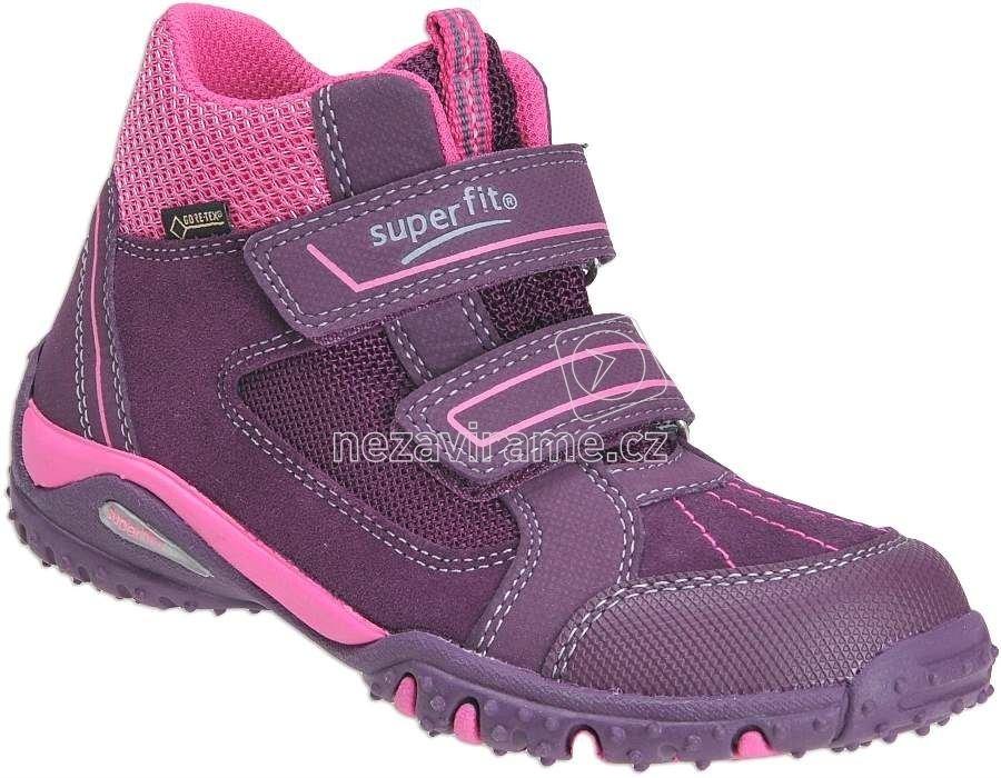 689bf2ca8ec Dětské celoroční boty Superfit 1-00364-41