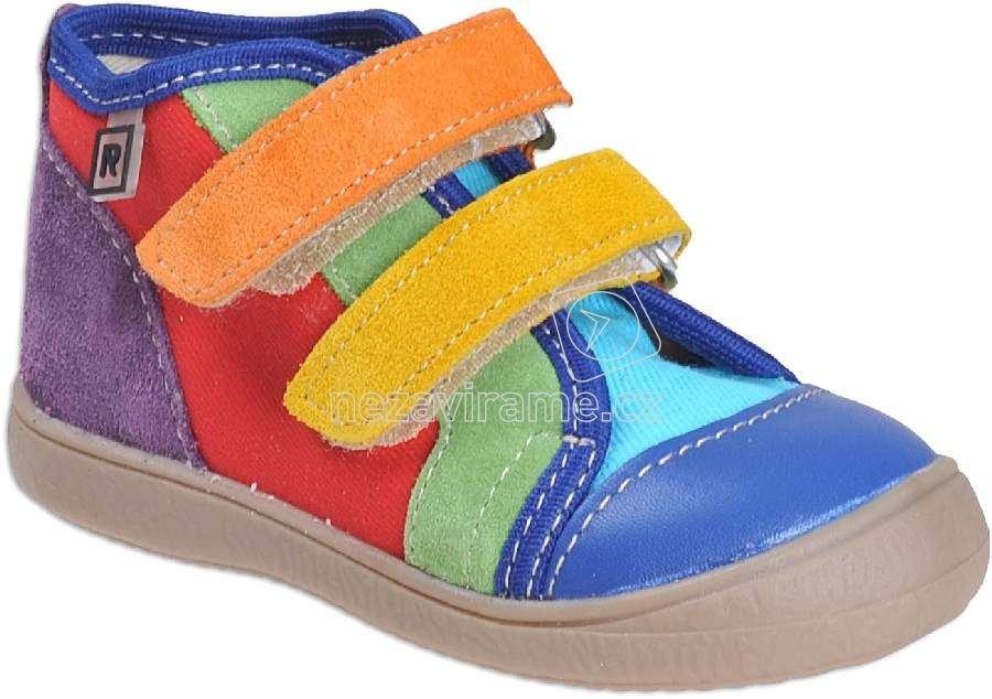 Gyerek tornacipő Rak 100016-2E Riki