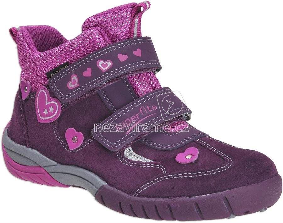 Dětské celoroční boty Superfit 1-00136-41. img. Goretext 1b8fd35dcb
