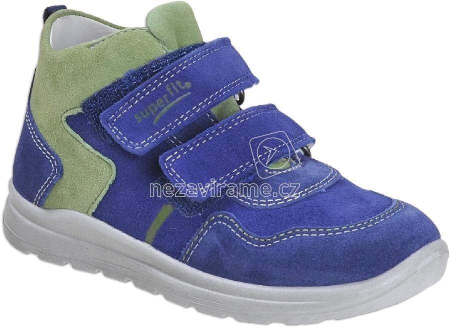 7e7d3d3784a Dětské celoroční boty Superfit 1-00325-94