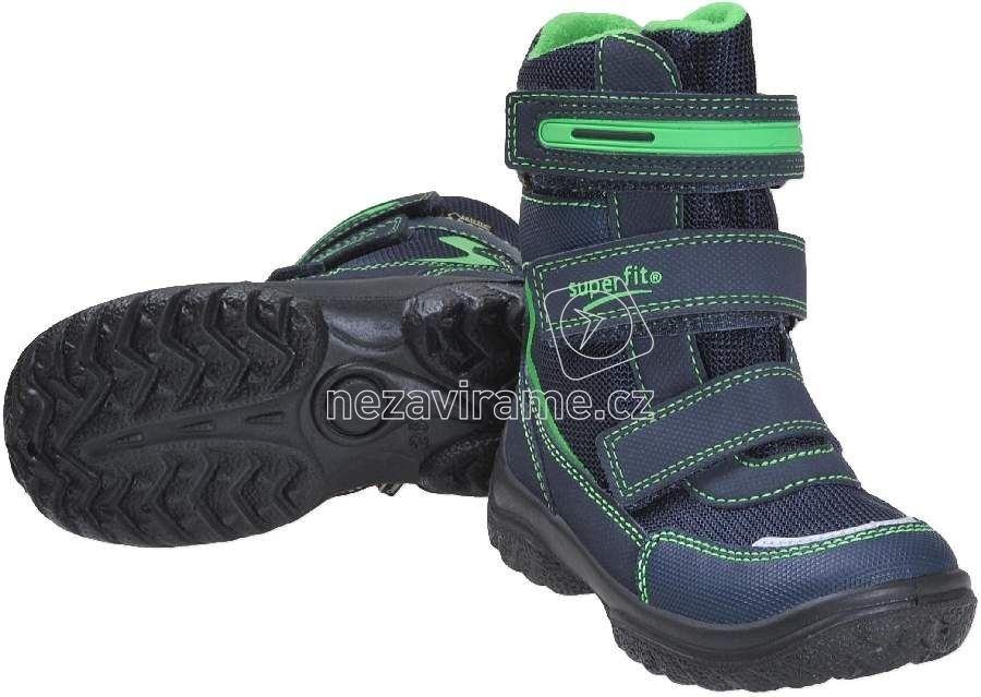 05835df2914 Dětské zimní boty Superfit 1-00022-81