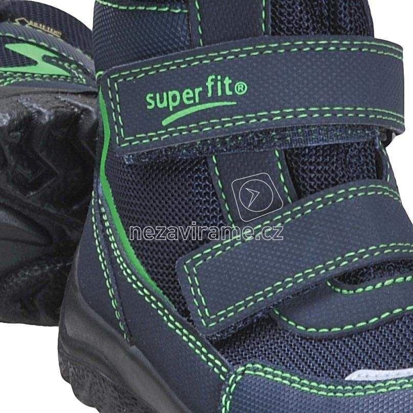 81343e5997a Dětské zimní boty Superfit 1-00022-81. img. Goretext. Skladem. Akce.    Předchozí