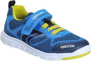 Egész évben hordható gyerekcipő Geox J743NJ 00011 C4378