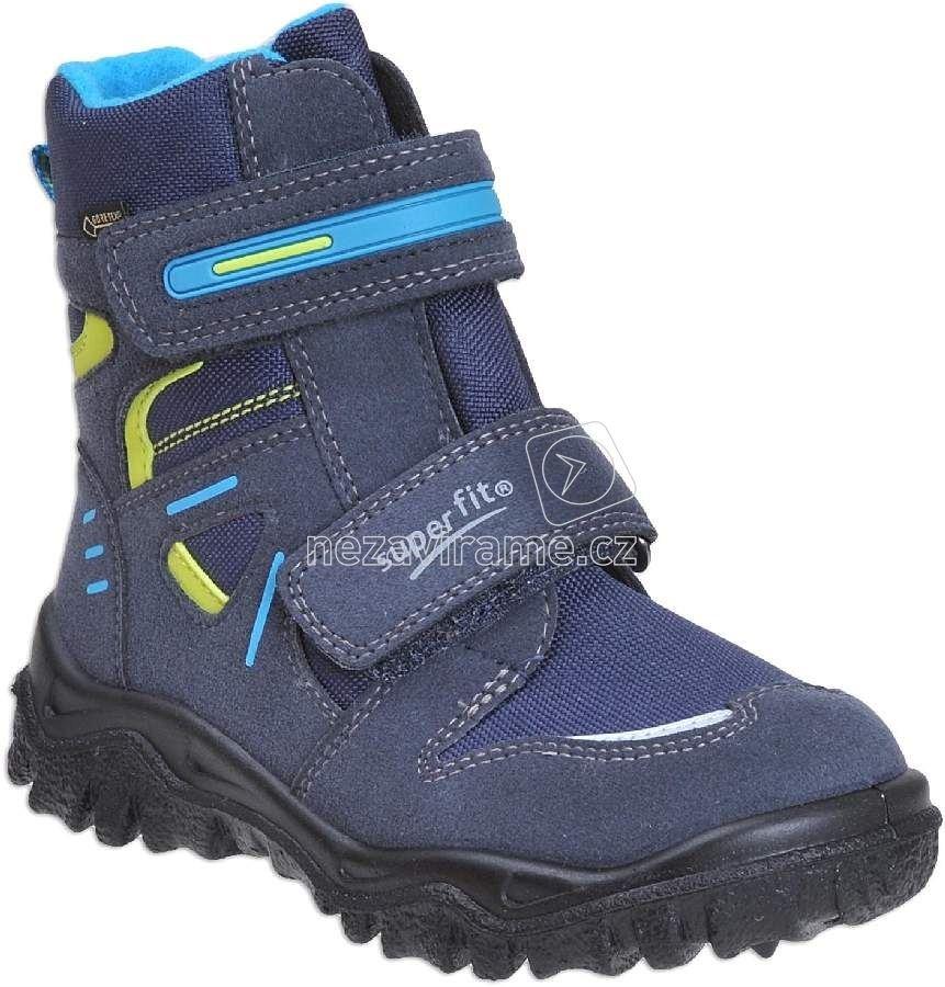 Dětské zimní boty Superfit 1-00080-81 39c61dbe71