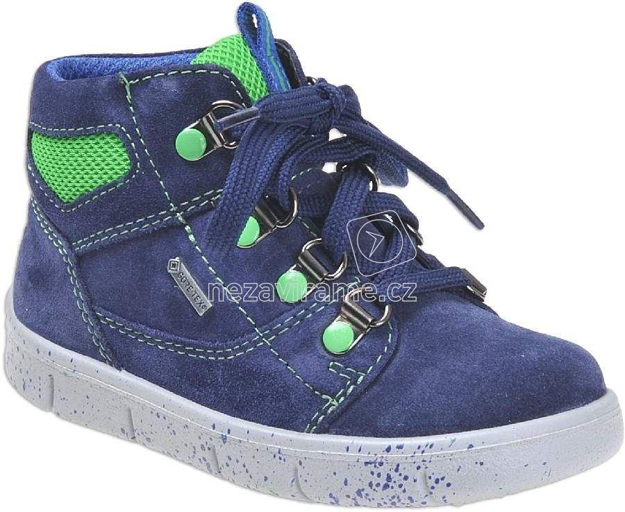 94c1ac2cf1c Dětské celoroční boty Superfit 1-00425-81