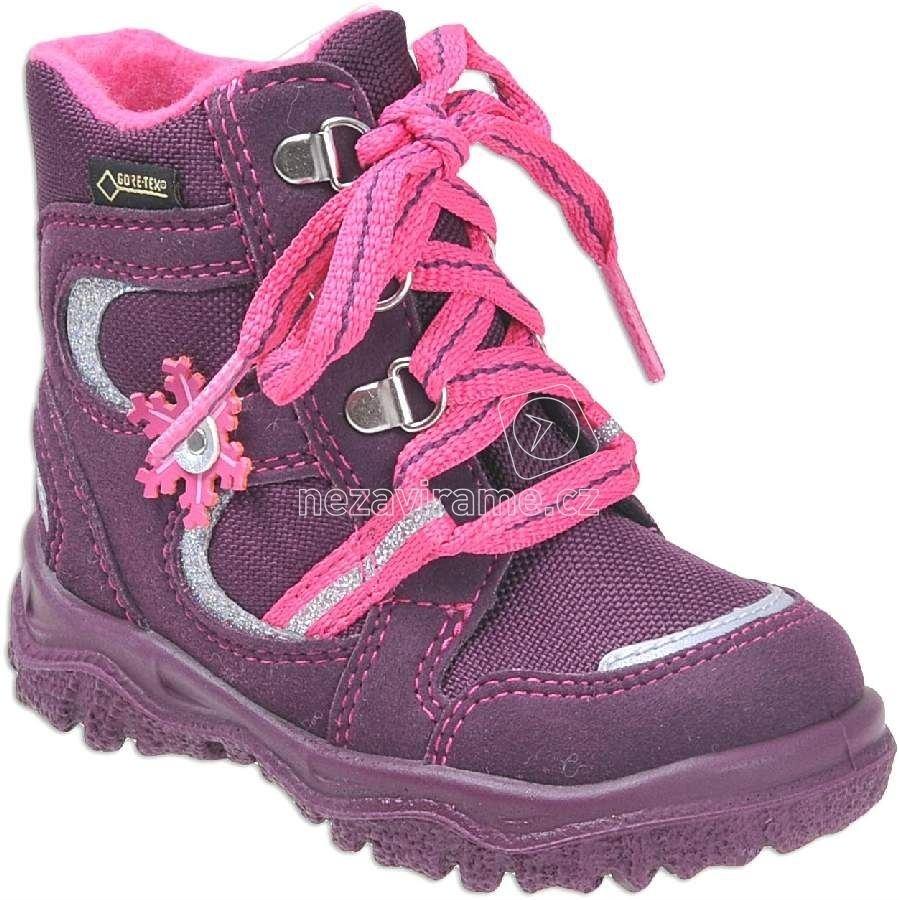 Dětské zimní boty Superfit 1-00048-41 81fdc96009